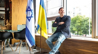 Israeli Real estate developer Seven Hills represented by Ari Schwartz takes a long-term view on Ukraine