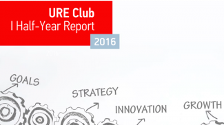 URE Club presents results of the first 6 months of 2016