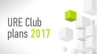 URE Club Plans for 2017