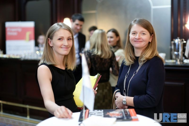 Anna Nestulia, URE Club and Yulia Stepanova, EBRD