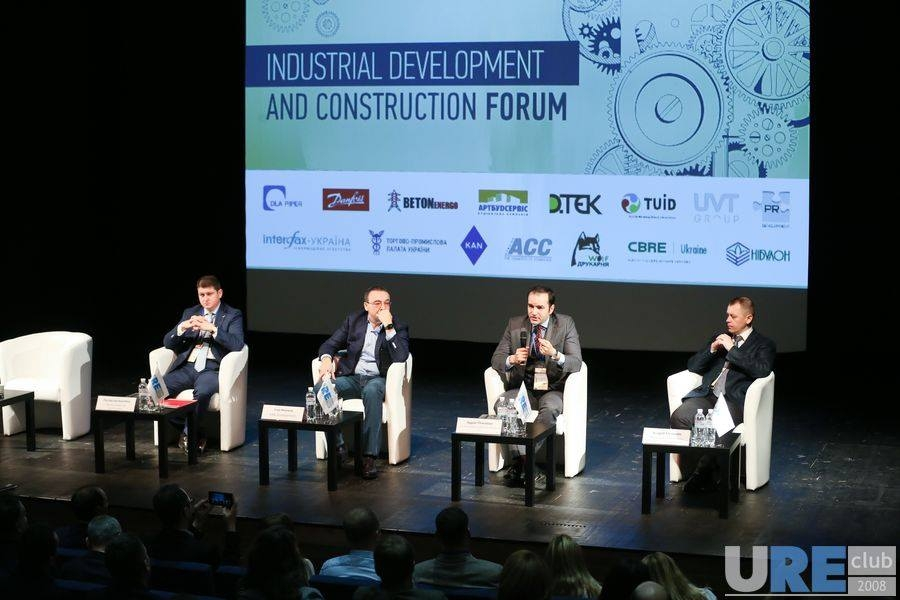 Industrial Development and Construction Forum