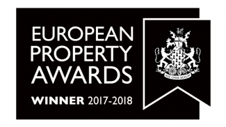 UTG received two awards at once from the prestigious international award European Property Awards 2017-2018