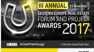 Property Georgia and URE Club are strategic partners of EE Real Estate Forum and Project Awards 2017